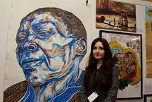 Derwent Claudine O'Sullivan / A Board dedicated to the work of Artist Claudine O'Sulivan using Derwent Pencils.