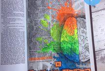 Mixed Media Bible Journaling