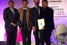 India's Most Promising Brands / Parveen Travels is one of India's 100 Most Promising Brand for the year 2014-15. Mr. A Afzal, Chairman & Managing Director and Mr. A Ameen, Director - Parveen Travels received the Award at Gibson Hall, London by World Consulting & Research Corporation