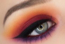 BEAUTY: Colorful Makeup
