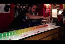 il mondo del barman