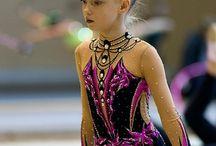 Artistik Cimnastik / Cimnastik kıyafetleri