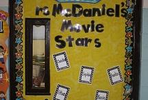 Classroom door decorations