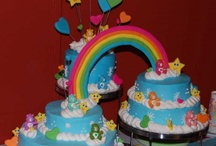 Care Bears Party / Troetelberenfeestje