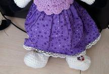 création crochet / mes créations au crochet