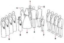 svatba Organizační