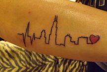 chicago tat ideas / by Sheila Wilson