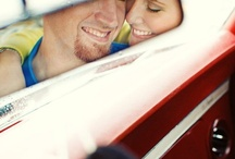 Vintage cars & couples