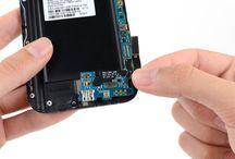 Utskifting av Samsung Galaxy Note 2 USB-kort