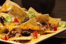Mexican food muy bonito