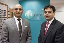 About US / Opticare Opticians are an independently run family opticians established in 1991. Company was set up by its existing directors, Mr Paresh Patel and Mr Shaishav Shah, both of whom are qualified Optometrists, registered with the General Optical Council.