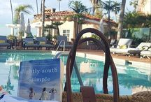 Slightly South of Simple / National Best selling novel Slightly South of Simple by Kristy Woodson Harvey
