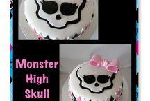 Girls cakes & cupcakes