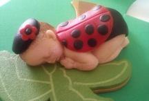 Cake toppers& Fondant / by Tammy Davis