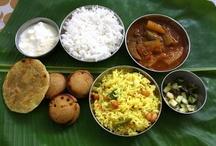 Indian Thalis / by Srivalli Jetti