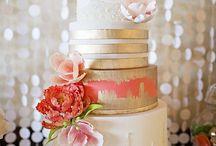 Wedding Cake / Wedding cake inspiration / by MaryKate Mela