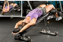 WO Incline decline bench
