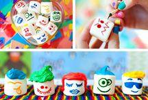 Kiddie foods / by Sarah Bohnsack