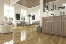MassiveParkiet / MassiveParkiet – wyjątkowo szlachetna i ekskluzywna podłoga składająca się z jednolitych elementów drewna o grubości 16 mm. Zastosowanie grubszych desek zapewnia podłodze wystarczającą wytrzymałość – nie ma więc konieczności, jak w przypadku podłóg dwuwarstwowych, stosowania warstwy przeciwprężnej zapobiegającej odkształceniu.