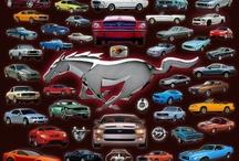 Stangs! / by Prestige Mustang