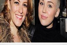 Miley cyrus`s trashy behavior / Miley cyrus`s trashy behavior