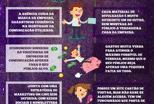 Dicas de comunicação / Dicas importantes para quem trabalha com comunicação e marketing