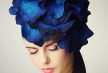 Extravagante hoeden
