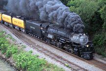 Project Steam Locomotive