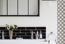 Sharp Black Lines in Interior Design