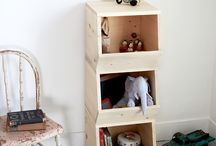 DIY Projects - storage solutions