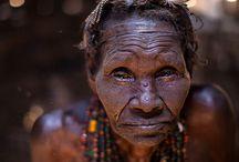 Dassanech Ethiopia / A tribe. Galeb / Geleb tribe, Omo Valley, Southern Ethiopia.