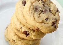 Cho chip cookies
