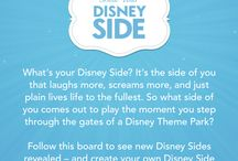 #DisneySide @ Home Celebration Ideas / Party ideas to show off your #DisneySide.