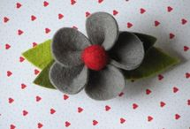 Flower crafts / by Alice Bell