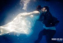 Post bodas / dale el uso que se merece tu vestido de novia.