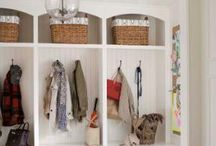 Boot/utility rooms
