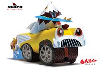 Paper Monster Motor / Paper Models I have designed / by Peter Tovey