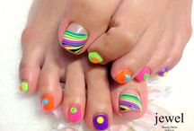 ongles pied
