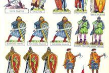 Paper Soldiers (Medieval)
