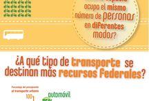 #vengalecuento / Movilidad y transporte público