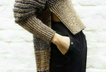 Knitted couture