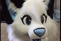 Fursuits / Pictures of some fursuits ;3