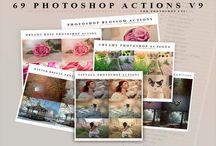 Photoshop Actions / Best free photoshop actions download for photo enhancements or effects. Downlaod photoshop actions packs for your graphic. Free psd actions for photographers.