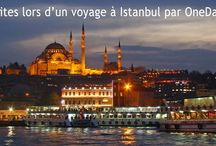 Turquie   Istanbul   Nos 15 visites préférées / De Sainte-Sophie à la mosquée Bleue en passant par la citerne byzantine ou encore le quartier de Vefa, nous vous présentons nos 15 visites préférées à Istanbul en Turquie. Nous avons fêté le nouvel an dans cette vile légendaire, on vous rapporte plein de bons plans et d'adresses sympas pour préparer votre futur séjour à Istanbul. Rendez-vous sur notre blog voyage OneDayOneTravel