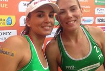 Beach volleyball World Championship 2015 / World Championship in Holland, 4 cities: Rotterdam, Amsterdam, Apeldoorn, den Hague