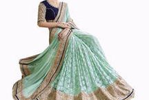 Sarees for Wedding! / Best collection of Sarees for weddings! Shop now - http://bit.ly/1TW3T7K