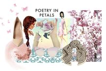 Poetry In Petals / Spring / Summer fashion inspiration!