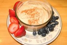 Healthier eats / by Lisa Brown