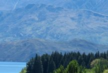 Traveling in New Zealand