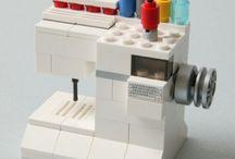 Lego ev eşyası